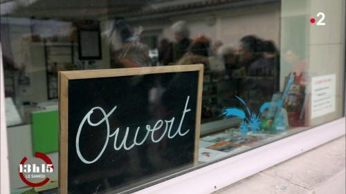 VIDEO. Comment un petit village d'Indre-et-Loire se bat pour ses commerces