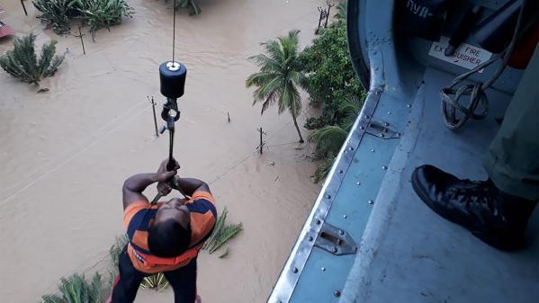 Inde : une mousson historique fait plus de 400 morts