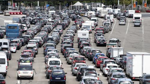 La circulation sera très difficile dans le sens des retours ce week-end
