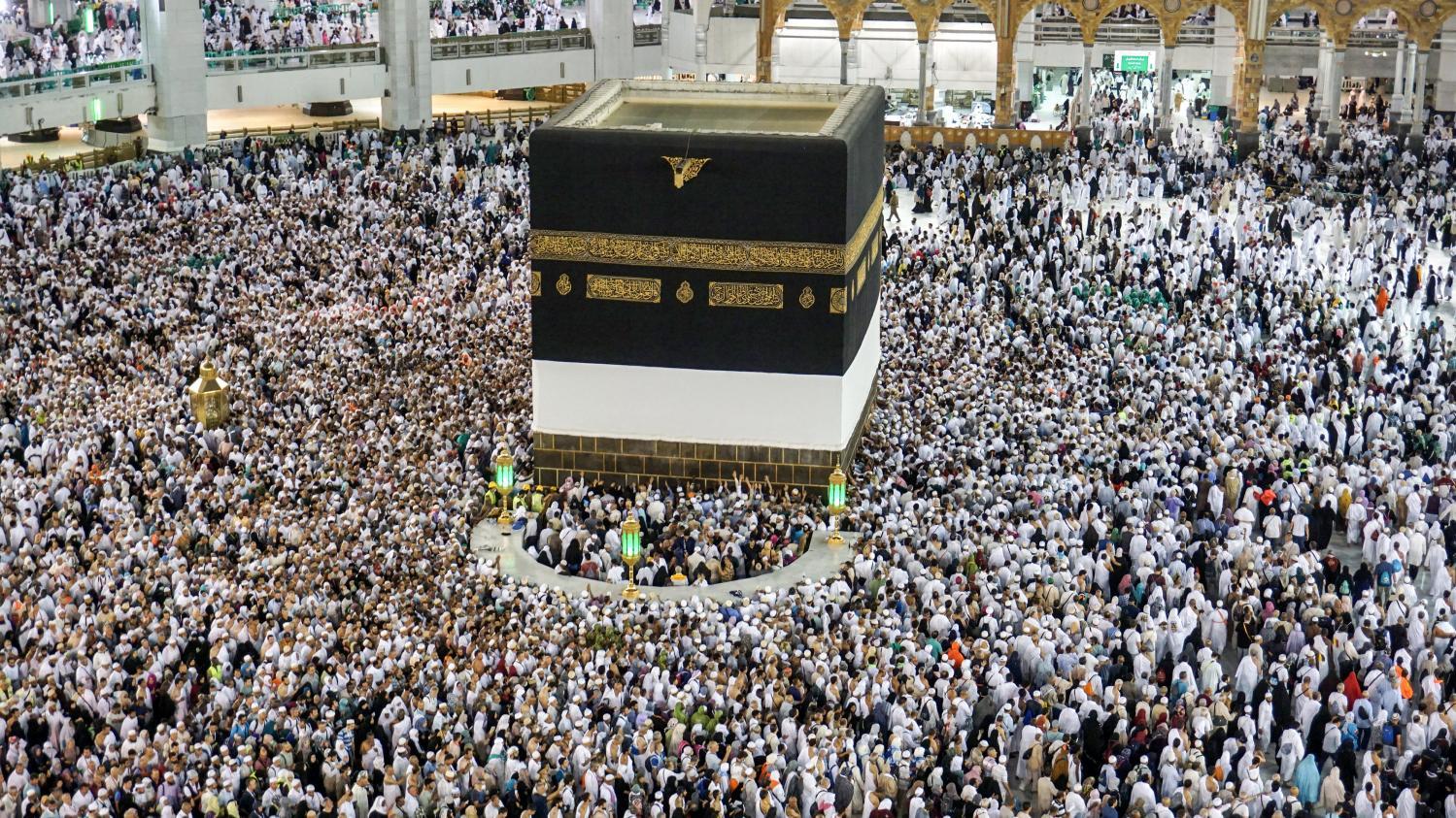 """C'est la concrétisation de notre foi"""" : le grand pèlerinage de l ..."""