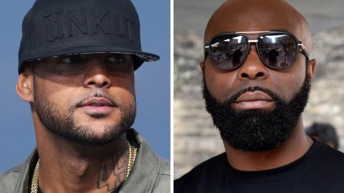 Piques, montages Instagram et rivalités : Booba et Kaaris racontent l'origine de leur clash aux policiers