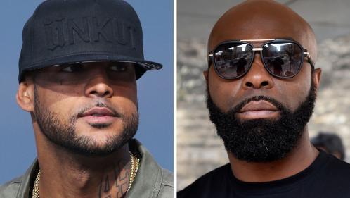 """Bagarre à Orly entre Booba et Kaaris : les rappeurs promettent d'être """"irréprochables"""" en attendant leur procès"""