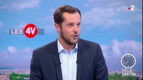 """Nicolas Bay : le RN veut """"en finir avec l'immigration et la Commission européenne"""""""