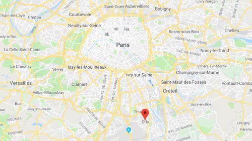 Val-de-Marne: un jeune conducteur meurt à Orly en voulant fuir la police