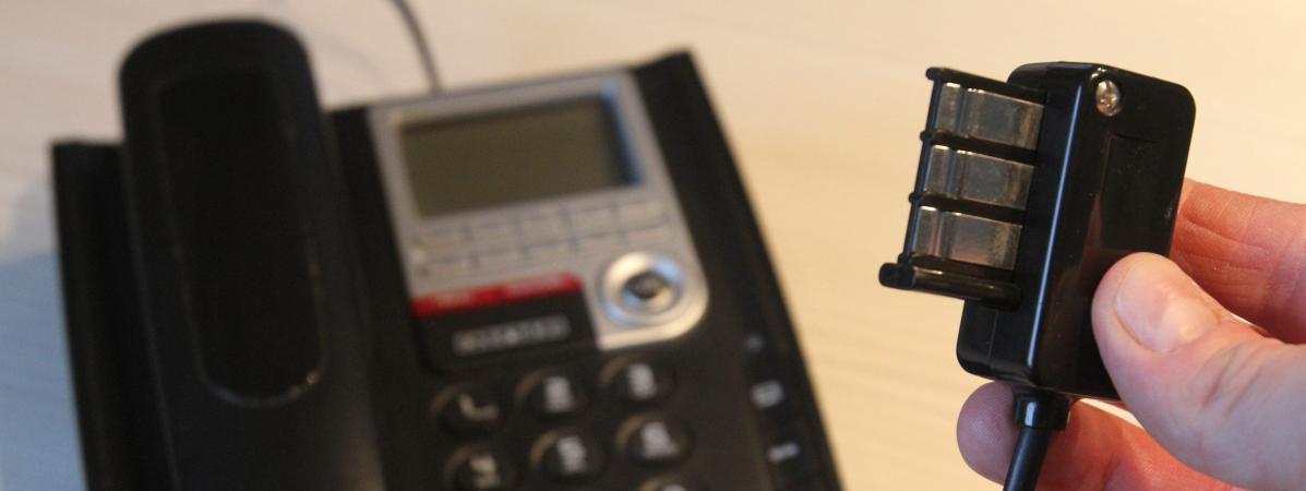 """Orange a annoncé la fin du """"réseau téléphonique commuéé"""", support des services de téléphonie traditionnels."""