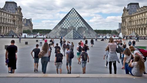 VIDEO. Si vous voulez visiter le Louvre, il vous faudra bientôt réserver votre créneau