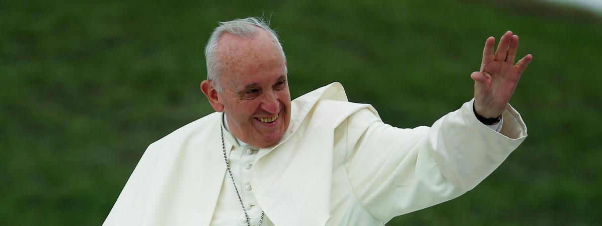 comment rencontrer le pape françois