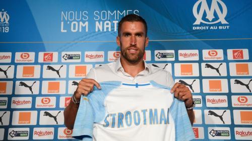 Foot - Transferts - Transferts : Marseille officialise l'arrivée de Kevin Strootman