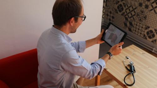 VIDEO. On a testé la télémédecine, la consultation connectée bientôt généralisée en France