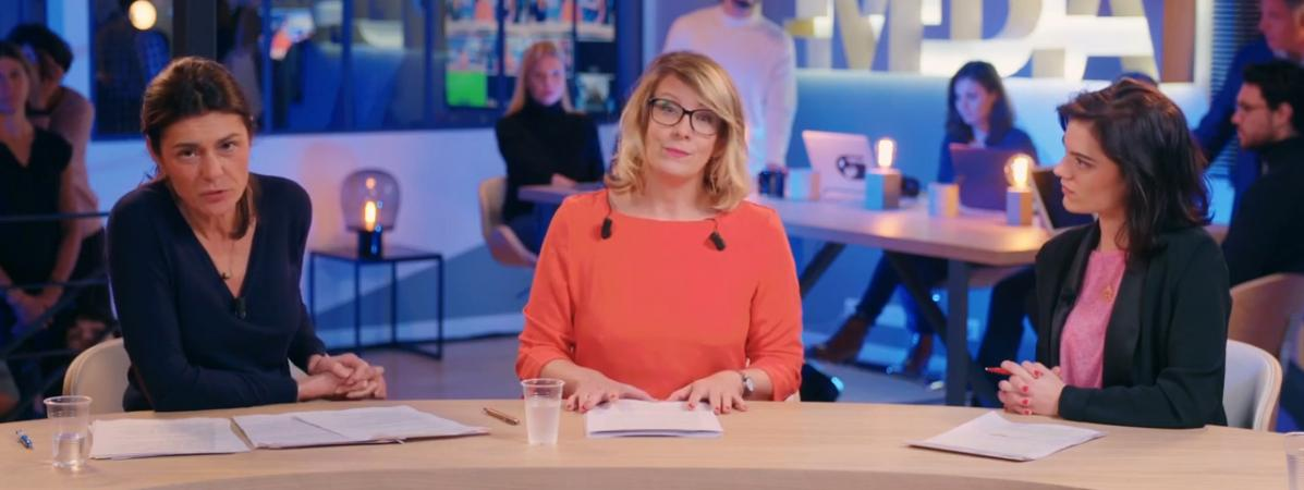 Capture d\'écran d\'une vidéo du Média, publiée sur YouTube le 15 janvier 2018.