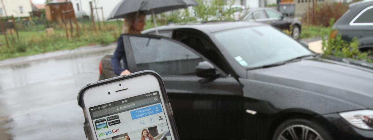 Le site de covoiturage Blablacaraffirme disposer d\'informationspouvant aiderle conducteur à prouver qu\'il n\'a rien à voir avec un passager auteur d\'un comportement délictueux.