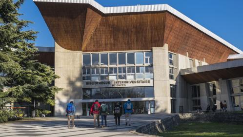 nouvel ordre mondial | Le président de l'Université Grenoble-Alpes ciblé par des tags antisémites