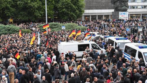 Allemagne : 8 ans et demi de prison pour un migrant condamné pour le meurtre d'une adolescente