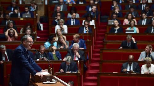 L'association Anticor dénonce la candidature de Richard Ferrand à la présidence de l'Assemblée