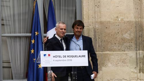 """""""Malhonnête politiquement"""", """"libéral depuis toujours""""... Quand les anciens camarades écolos de Rugy flinguent le nouveau ministre"""