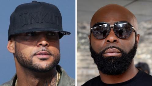 Rap, business, famille et musculation : qui sont Booba et Kaaris, jugés jeudi pour leur bagarre à l'aéroport d'Orly?