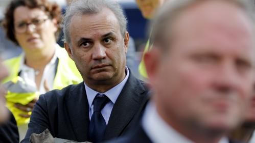 Le porte-parole de l'Elysée, Bruno Roger-Petit, quitte ses fonctions