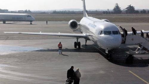 Perpignan : un avion en provenance d'Algérie bloqué pendant une heure en raison d'une suspicion de choléra