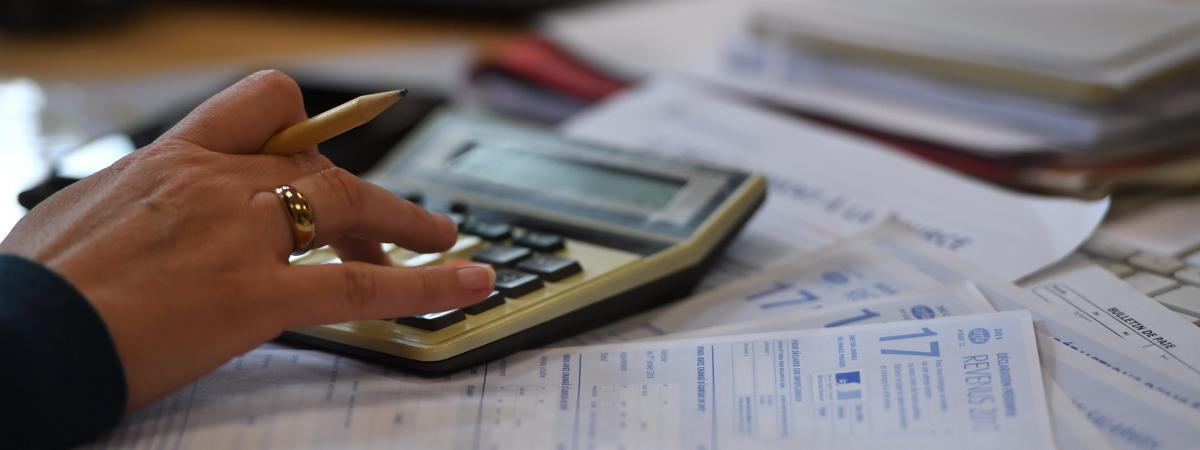 Prélèvement à la source : le gouvernement instaure une avance de 60% pour les bénéficiaires de crédits d'impôt