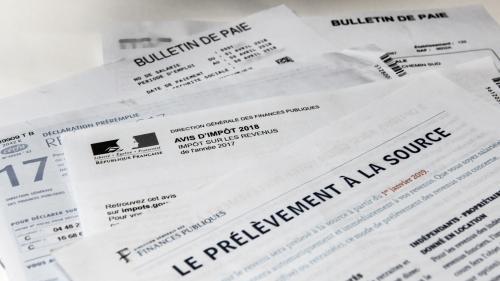 Choix du taux, déclaration, régularisation : le calendrier du prélèvement à la source pour l'année à venir