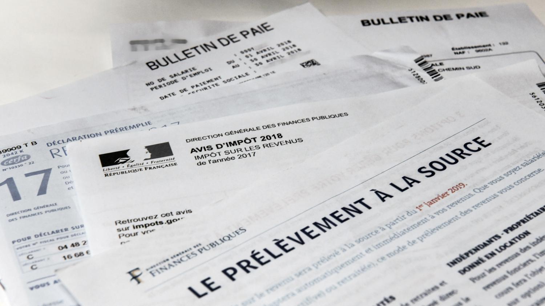 Choix Du Taux Declaration Regularisation Le Calendrier Du