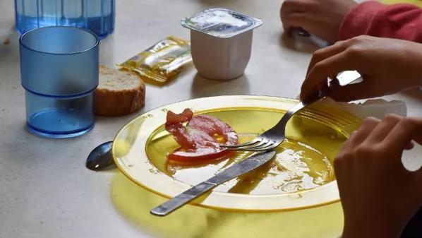 """Ustensiles en plastique des cantines : """"Un danger inacceptable pour la santé de nos enfants"""""""