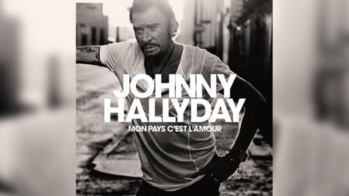 """INFO FRANCEINFO. Album posthume de Johnny : """"Mon pays c'est l'amour"""" n'est pas le titre qu'avait choisi le chanteur, selon l'entourage de Laura Smet"""