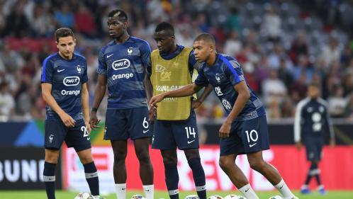 DIRECT. Ligue des nations : suivez Allemagne-France, le premier match des Bleus champions du monde