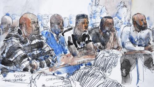 Le procureur requiert un an de prison avec sursis contre les rappeurs Booba et Kaaris après leur rixe à Orly