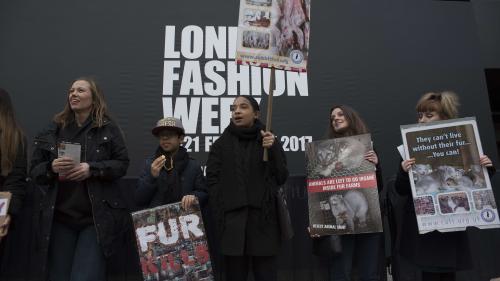 nouvel ordre mondial | Mode : la fourrure sera absente des défilés de la Fashion Week de Londres