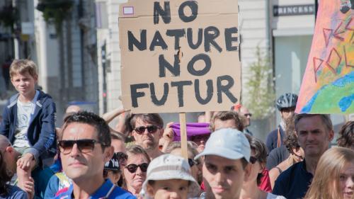Environnement : quatre choses à savoir sur la marche pour le climat prévue samedi