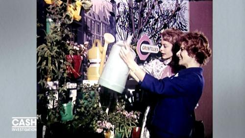 """VIDEO. Dans les années 50, les Français découvraient le plastique à la télé. Regardez un extrait du prochain numéro de """"Cash Investigation"""""""