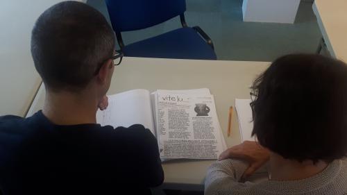 """Journées nationales d'action contre l'illettrisme : """"J'ai toujours honte"""""""