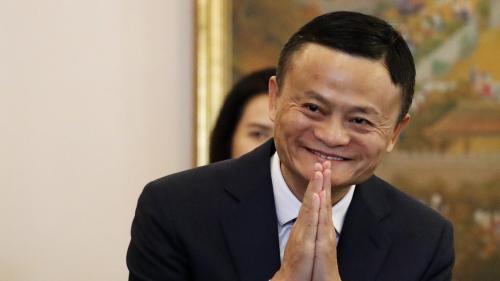Le patron emblématique du chinois Alibaba Jack Ma annonce sa retraite