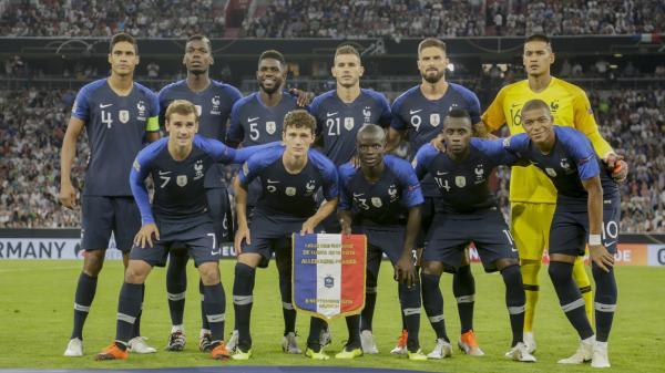 DIRECT. Ligue des nations : les champions du monde affrontent les Pays-Bas au Stade de France