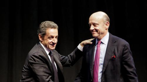Nicolas Sarkozy et Alain Juppé incarnent mieux la droite que Laurent Wauquiez, selon un sondage
