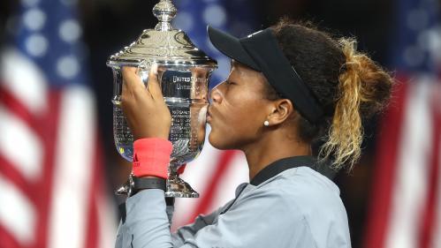 Tennis : la Japonaise Naomi Osaka remporte l'US Open face à Serena Williams