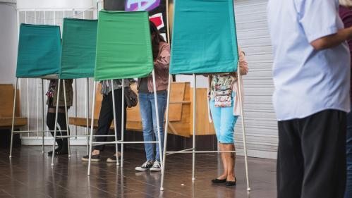 Législatives en Suède : les sociaux-démocrates largement en tête, l'extrême droite fait moins bien que prévu, selon les premiers sondages