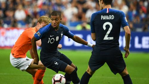 DIRECT. Ligue des nations : les champions du monde ouvrent le score face au Pays-Bas (1-0)