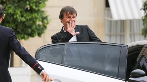 """INFO FRANCEINFO. """"Ne plus me mentir"""" : 15 jours après sa démission, Nicolas Hulot sort un livre tiré à 20 000 exemplaires"""