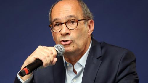 """Dépense publique : """"On paie le train de vie de l'État et des Français par l'endettement"""", estime Éric Woerth"""