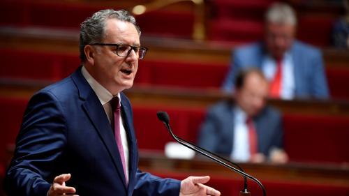 Richard Ferrand désigné candidat LREM à la présidence de l'Assemblée nationale