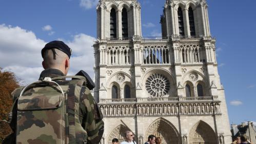 Tentative d'attentat devant la cathédrale Notre-Dame : cinq femmes jihadistes renvoyées aux assises