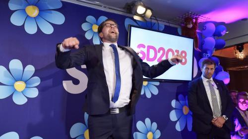 Élections : la Suède est rentrée dans l'ère des turbulences
