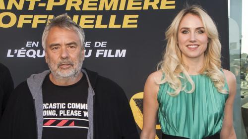 Sand Van Roy, l'actrice qui accuse Luc Besson de viol, porte plainte contre X pourdiffamation