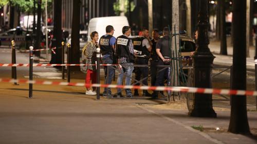 Paris : ce que l'on sait de l'attaque au couteau qui a fait sept blessés