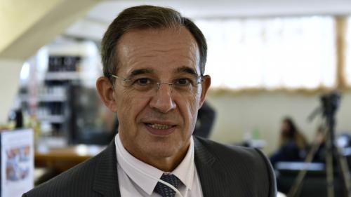"""Thierry Mariani, ancien ministre de Nicolas Sarkozy, en """"discussion"""" avec le Rassemblement national pour les européennes"""