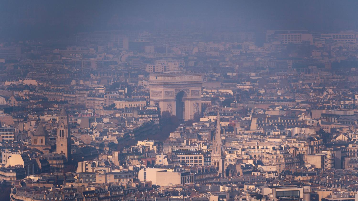 Pollution de l'air : un rapport alarmant