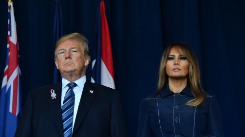 """11-Septembre : Donald Trump rend hommage aux """"héros"""" du vol 93, qui ont empêché une attaque sur Washington"""