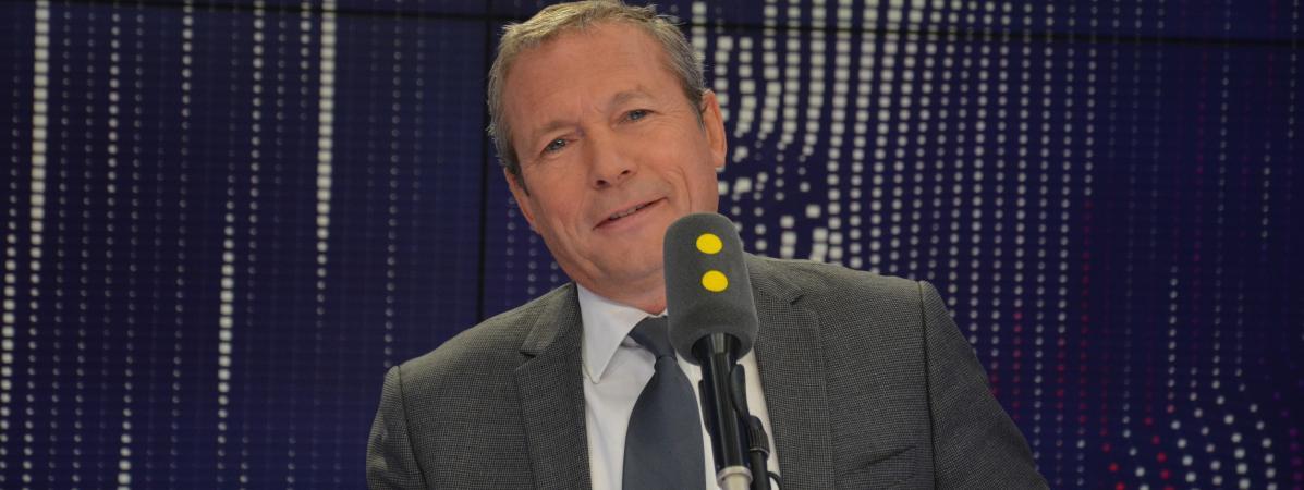 Jean-Michel Fauvergue, député LREM de Seine-et-Marne, ex-patron du RAID.